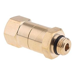 Homyl-Druckluftkupplung-Kupplungsstecker-Auengewinde-M14-15