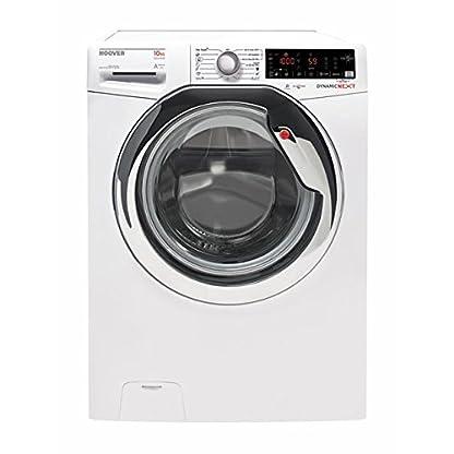 Hoover-dxoa-610-ahc31-s-autonome-Belastung-vor-10-kg-1600trmin-A-Wei-Waschmaschine–Waschmaschinen-autonome-bevor-Belastung-wei-links-LCD-rot