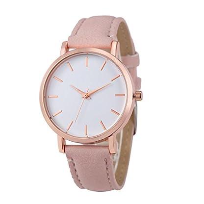 Bovake-Mode-Uhren-Leder-Edelstahl-Mnner-Frauen-Stahl-Analog-Quartz-Armbanduhr