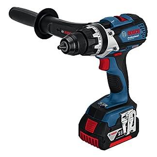Bosch-Professional-GSR-18-VE-EC-Akku-Bohrschrauber-2-x-50-Ah-18-V-Akku-13-mm-Bohrfutter-Voll-Metall-L-Boxx-06019F1102