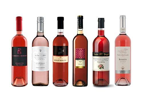 Weinpaket-Entdeckerpaket-Rosweine-Italiens-6-x-075-l