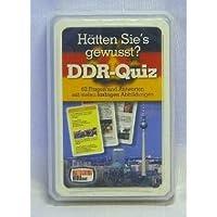 DDR-Quiz-Kartenspiel