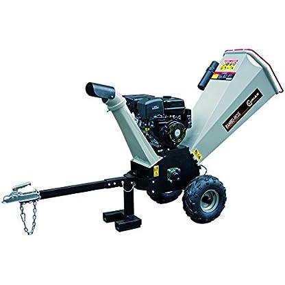 LUMAG-RAMBO-HC-15-PROFI-Gartenhcksler-Schredder-mit-Benzin-Motor-NEU