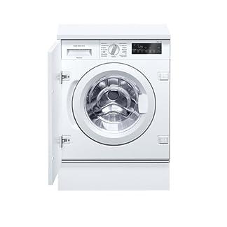 Siemens-iQ700-wi14-W540es-integriertem-Ladekabel-Bevor-8-kg-1400trmin-A-Wei-Waschmaschine-Waschmaschinen-integriertem-bevor-Belastung-wei-drehbar-Oberflche-links-LED