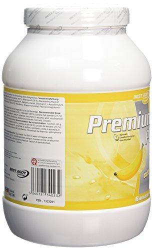 Best Body Nutrition Premium Pro, Banane, 750 g Dose