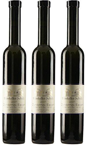 Weinkeller-Schick-Chardonnay-Eiswein-Hahnen-2007-Edels-3-x-0375-l