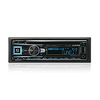 Alpine-CDE-193BT-CDUSB-Receiver-mit-Bluetooth-Schwarz