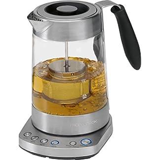 ProfiCook-PC-WKS-1020-G-2in1-Glas-Tee-Wasserkocher-Warmhaltefunktion-Edelstahl-Teefilter-Elektr-Temperatureinstellung-Signalton-bei-Erreichen-der-vorgewhlten-Temperatur
