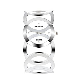 godagoda-Damen-Silber-Ton-Farbe-Hohl-Band-Strass-Zifferblatt-Quarz-Analog-Armbanduhr-19-cm