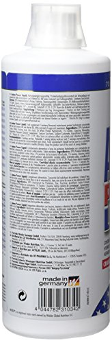 Weider, Amino Power Liquid, Cranberry, 1er Pack (1x 1000ml)