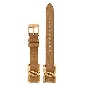 Fossil-Uhrband-Wechselarmband-LB-ES3466-Original-Ersatzband-ES-3466-Uhrenarmband-Leder-18-mm-Beige