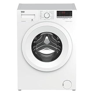 Beko-PWY-731631-PTLE-Waschmaschine-A-171-kWhJahr-1600-UpM-7-kg-Multifunktionsdisplay-wei-XL-Tr-mit-34-cm-Einfllffnung-15-Programme-ProSmart-Inverter-Motor-Pet-Hair-Removal-Mengenautomatik-Watersafe-Ba