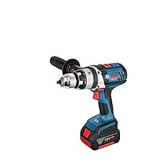 Bosch-Professional-18V-Akku-Schlagbohrschrauber-GSB-18-VE-2-LI-2x-40-Ah-Akku-Schnellladegert-Zusatzhandgriff-L-BOXX-18-Volt-Max-Drehmoment-85-Nm-max-Bohrfutter-13-mm