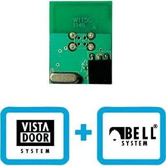 E-vtx-bell-Wireless-Modul-fr-Vistus-und-VISTADOOR-Innen-Einheit-Bell-System