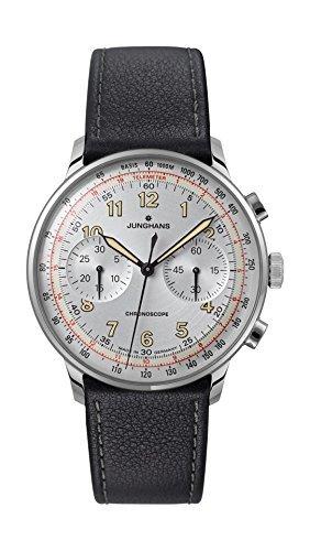 Junghans-Meister-Telemeter-Herren-Armbanduhr-408mm-Automatik-027338000