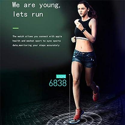 Ears-Neue-2019-Smart-Armband-Schritt-Herzfrequenz-Smart-Erinnerung-Mode-Athlet-Intelligente-Armbanduhr-Sport-Uhr-Fitness-Armband-Wasserdichte-Pulsuhr-Watch-Silikonband-Sport-Smart-Uhr