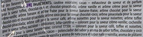 Trec Nutrition CASEIN 100, Proteinkonzentrat – Geschmack: Schokolade – Pina Colada, 1er Pack (1 x 600 g)