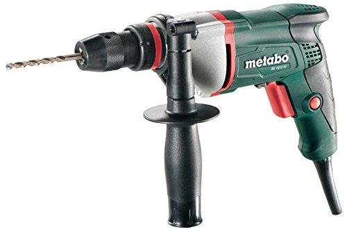 Metabo-600353000-Bohrmaschine-BE-50010-500W-Schwarz-Grn-Grau