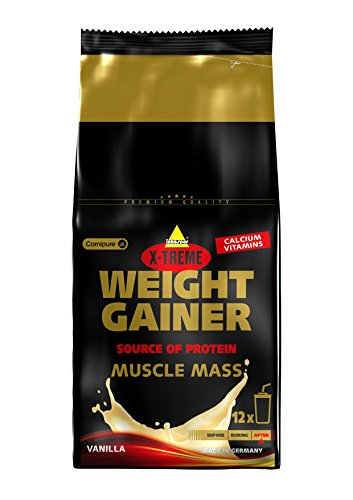Inkospor X-Treme Weight Gainer, Vanille, 1200g Beutel