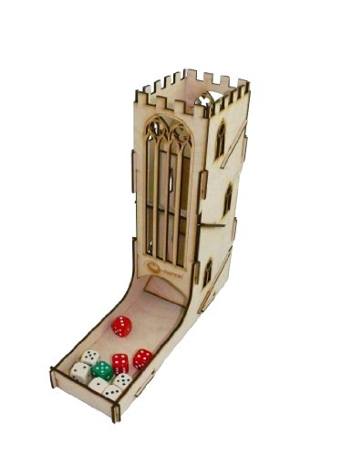e-Raptor-ERA93629-Dice-Towers-Castle-Kartenspiel