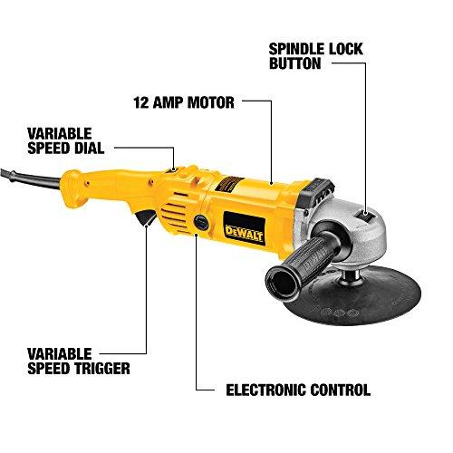 Dewalt-DWP849-Bluetooth9-Zoll-Variable-Geschwindigkeit-Polierer