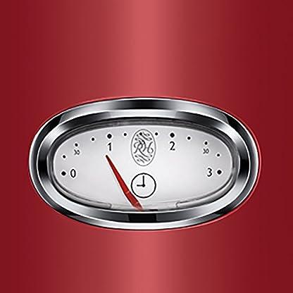 Russell-Hobbs-21690-56-4-Schlitz-Toaster-Retro-Ribbon-Red-Retro-Countdown-Anzeige-Schnell-Toast-Technologie-2400-Watt-rot