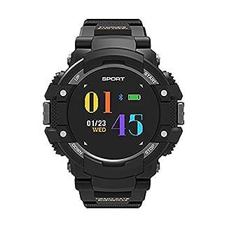 Sport-Smart-Uhren-No-1-F7-Echtzeit-Herzfrequenz-Temperatur-Monitor-Hhenmesser-Barometer-Wasserdicht-Kompass-GPS-Multi-Armband-Smart-Sport-Fashion-Armbanduhr