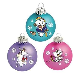 Pummeleinhorn-Weihnachtskugeln-X-Mas-Pummel-Friends-3er-Set