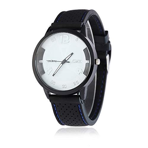 Cysincos-Herren-Quarz-Armbanduhr-Analog-Silikon-Handgelenk-Uhren-Mnner-Jungen-Casual-Sport-Uhr
