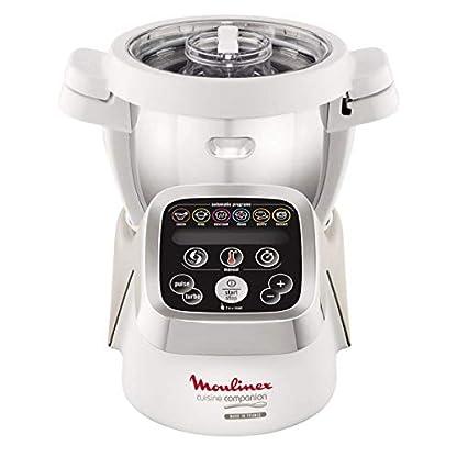 Moulinex-Cuisine-Companion-Kchenmaschine-6-automatische-Programme-Generalberholt