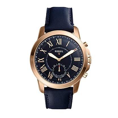 Fossil-Hybrid-Smartwatch–F-Grant-Navy-Leder-ftw1155
