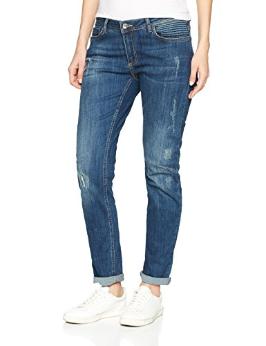 More & More Damen Slim Jeans