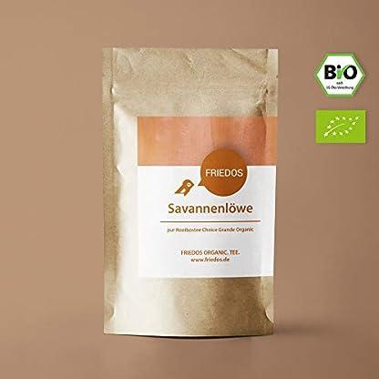 Friedos-Tee-organischer-Rooibostee-Savannenlwe-mild-leicht-slicher-Bio-Rooibos-Tee-lose-pur-Choice-Grande-100g