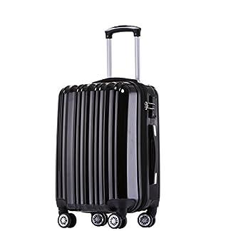Mnicase-Hartschalen-Koffer-Reisekoffer-Trolley-Rollkoffer-Polycarbonat-TSA-Schlo-Kofferset-Gepckset