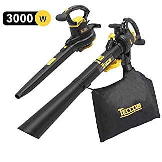 TECCPO-3000W-Laubblser-Laubsauger-Hcksler-3-in-1-Funktion-mit-Schultergurt-variable-Windgeschwindigkeit-210-350kmh-TABV01G