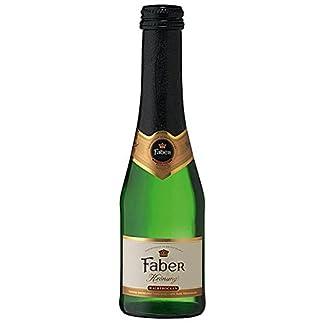 24-Flaschen-Faber-Krnung-Sekt-wei-halbtrocken-a-200ml-Piccolo