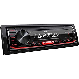 JVC-KD-X162-USB-Autoradio-mit-RDS-Hochleistungstuner-MP3-WMA-FLAC-AUX-Eingang-Android-Music-Control-Bass-Boost-4×50-Watt-Rot-Schwarz