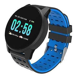 VRTUR-Sport-Uhr-Fitness-Uhr-Herren-Damen-Smart-Watch-Wasserdicht-IP67-Fitness-Tracker-Sport-Uhr-mit-SchrittzhlerSchlaf-MonitorStoppuhr-Intelligente-Erinnerung-Smartwatch
