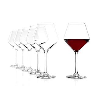 Stlzle-Lausitz-Glser-Revolution-6er-Set-Weinglas-hoch-funktionelle-Weinkelche-splmaschinenfest