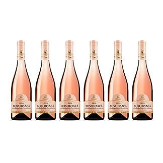 Cotnari-Selectie-de-Vinuri-Busuioaca-Rumnischer-Roswein-halbtrocken-Weinpaket-6-x-075-L-Qualittswein-DOC-CMD