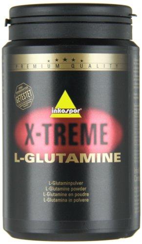 Inkospor X-Treme L-Glutamine, , 1er Pack (1 x 350 g Dose)