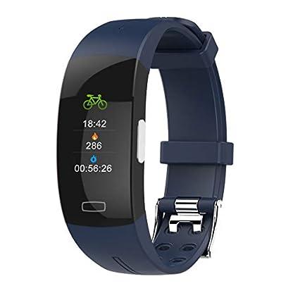 A-Artist-Bluetooth-Smartwatch-Fitness-Uhr-Intelligente-Armbanduhr-Fitness-Tracker-Smart-Watch-Sport-Uhr-mit-Kamera-Schrittzhler-Schlaftracker-Romte-Capture-Kompatibel-mit-Android-Smartphone
