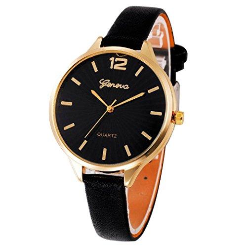 Frauen-beilufige-Dame-Kunstleder-Quarz-analoge-Chenang-Armbanduhr-fr-Herren-oder-Damen-Weich-Silikon-Armband-Farbe-Blau-Pink-Farbverlauf-Kleid-Uhr-PU-Lederband-Analog-Quarz-Uhr