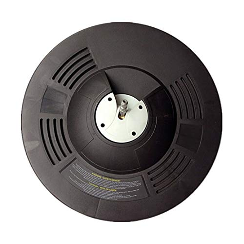 15-Zoll-Flat-Rotary-Reiniger-Universal-Reinigungsbrste-fr-Hochdruckreiniger-Professional-Cleaning-Tool-Schwarz