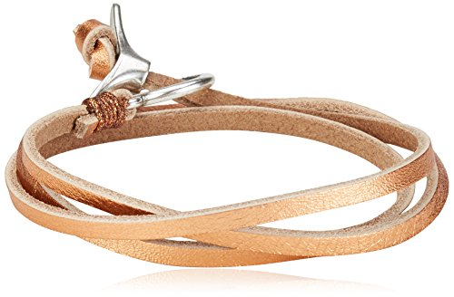 Liebeskind Berlin Joy cometa Damen Armband, Pink (rose gold 0583)