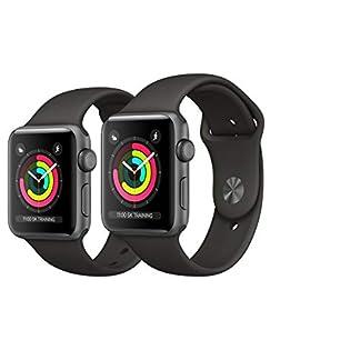 Apple-Watch-Series-3-38mm-42mm-Aluminium-SmartwatchUhr-Fitnesstracker