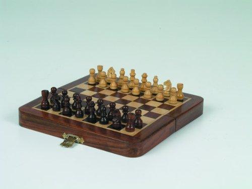 Mini-Magnetschachspiel-Hhe-Knig-20mm