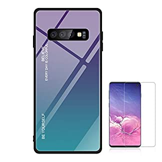 Finemoco-Ultra-Dnner-Hlle-Gehrtetes-Glas-Handyhlle-fr-Galaxy-S10