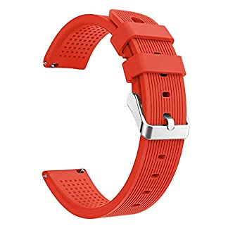 Zolimx-Sport-Silikon-Zubehr-Uhrenarmband-fr-Huami-Amazfit-Bip-Watch