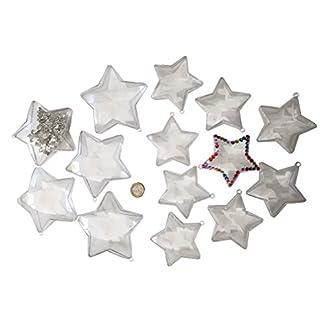 15-Stck-Acrylformen-Acryl-Sterne-teilbar-10-8cm-Durchmesser-zum-Aufhngen-Acrylkugel-Acryl-Formen-zum-Befllen-Aufhngen-Sterne-Baum-Behang-selbst-befllen-Christbaumkugeln-von-CRYSTAL-KING